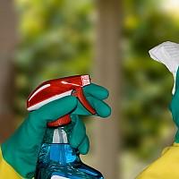 detergent geam
