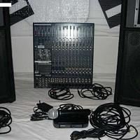 echipamente sonorizare