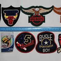 embleme textile