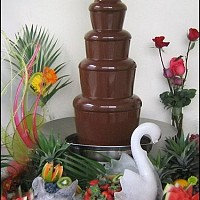 ciocolata fantana