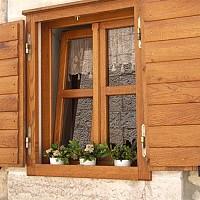 ferestre lemn
