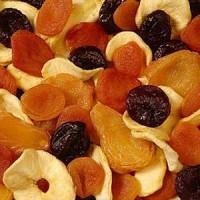 fructe deshidratate