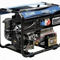 generator curent trifazat