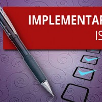implementare iso