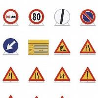 indicatoare rutiere reflectorizante