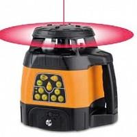 laser rotativ