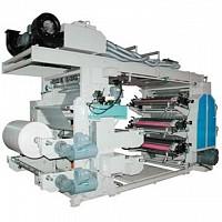 masina de imprimat flexografica