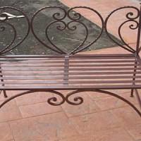 mobilier metalic gradina