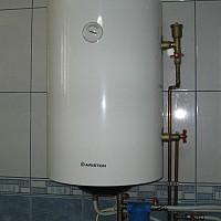 montaj boiler