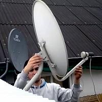 montaj antene