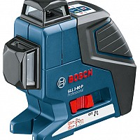 nivela cu laser bosch