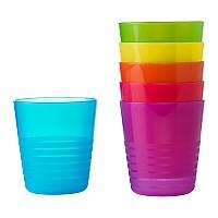 pahare plastic