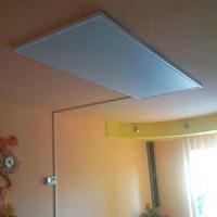panou infrarosu de tavan