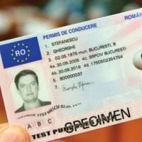 obtinere permis auto
