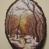 picturi lemn