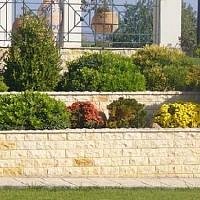 placari cu piatra decorativa yellow