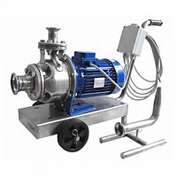 pompa rotor flexibil