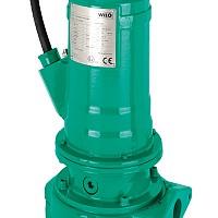 pompa submersibila cu tocator