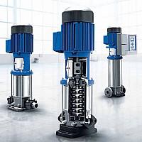 pompe centrifugale verticale