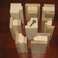 profile lemn