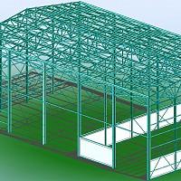 proiectare hale metalice