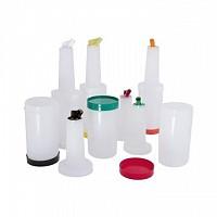 recipiente de plastic