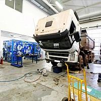 reparatii camioane