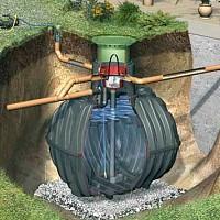 rezervor apa subteran