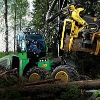 utilaj forestier