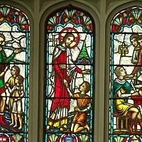 vitralii religioase