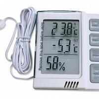 termohigrometre