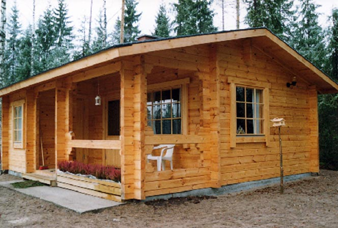 Casuta vacanta lemn 2 oferte de la o firma for Case din lemn ieftine