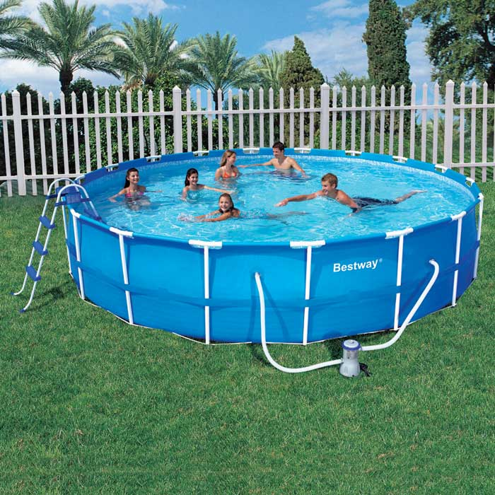 Piscine supraterane 3 oferte de la 3 firme for Constructii piscine