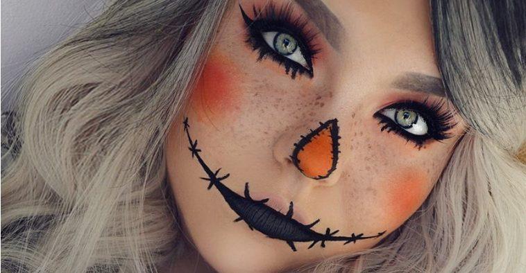 Machiaje Pentru Petrecerea De Halloween De Anul Acesta